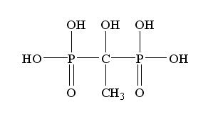羟基乙叉二膦酸分子式